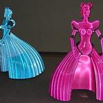 社交ダンスパートナロボット -PBDR-の写真
