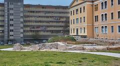 Ancient Roman Ruins in Pula II. (Eadbhaird) Tags: croatia istria pula romanruins kandlerova hrv