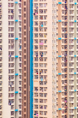Patterned Living - The Block Tower - Fine Art Print (tobyharriman) Tags: 2018 hongkong abstract aerial apartments blocktower china complex drone estates highrise homes housing kowloon living photography planetunicorn population publichousing putv rental residences skyscraper toby tobyharriman towers
