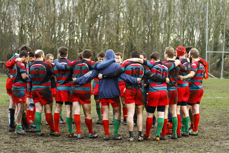 Senioren 1 Rugby Mechelen - B.W. Est