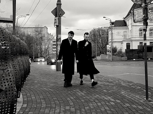 guys in black ©  Sergei F