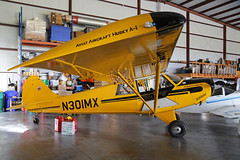N301MX Aviat A-1 Husky Kissimmee Municipal 25th October 2018 (michael_hibbins) Tags: n301mx aviat a1 husky kissimmee municipal 25th october 2018 n american america usa us untied states