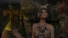 SPIRITWITCH (tralala.loordes) Tags: junaartistictattoo tralalaloordes s secondlife sl slfashionblogging slblogging virtualphotography virtualreality vr tattoo junablogger witch