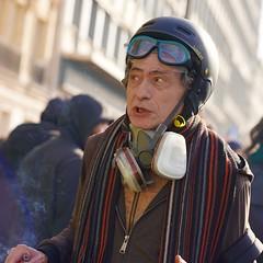Le Petit Prince | Gilets Jaunes Acte XIV | Paris France (Paul Tocatlian | Happy Planet) Tags: giletsjaunes yellowjackets paris france protest protests protesters street streetphotography candid candidphotography