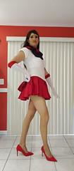 Sailor Mars Cosplay (skoolgurl731) Tags: cosplay crossplay sailormoon sailormars anime dressup costume sailorscout sailorsenshi