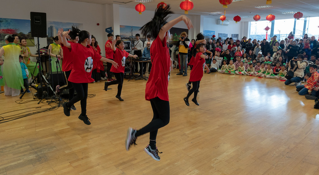 YEAR OF THE PIG - LUNAR NEW YEAR CELEBRATION AT THE CHQ IN DUBLIN [OFTEN REFERRED TO AS CHINESE NEW YEAR]-148941