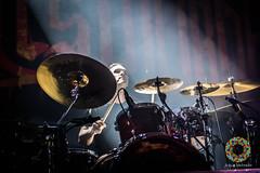 Thy Art Is Murder -14 (Paradise Through a Lens) Tags: 2019 8 8februari 8februari2019 aus ampedupbe artistgrp australia australian avocadobooking deardesolation deathcore drum drummer drums graphicnature leestaton nuclearblast paradisethroughalens sydney thyartismurder tour vanhoucke yngwie deathproof drumkit gig hevy humanwarfare live metal metalcore newworldartists nikon nikond5 nikond850 optreden show song stage