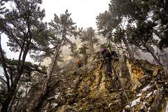 0019_GOPR4758 (marcellszmandray) Tags: ausztria hohewand gutensteinialpok alpok viaferrata kirándulás tavasz hó gebirgsvereinsteig