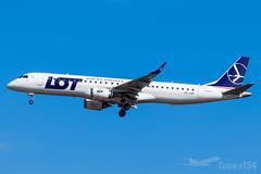 SP-LNH | LOT - Polish Airlines | Embraer ERJ-195LR (ERJ-190-200 LR) | BUD/LHBP (Tushka154) Tags: hungary embraer spotter erj195 splnh ferihegy budapest lotpolishairlines erj195lr aircraft airplane avgeek aviation aviationphotography budapestairport erj190200lr lhbp lot lisztferencinternationalairport planespotter planespotting spotting