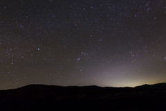 stars (nessaalarcon) Tags: joshuatree desert california stars sky nighttime night longexposure