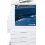フルカラーデジタル複合機の写真