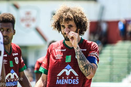 9 Portuguesa Santista x Juventus - SP