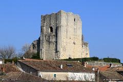 16 Marthon - Donjon XII XIII (Herve_R 03) Tags: france castle château architecture charente poitoucharentes