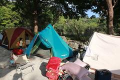 IMG_7306 (諾雅爾菲) Tags: taiwan camping 台灣 墾丁 露營 香蕉灣原始林露營區 熊帳 coleman 印地安帳