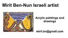 Mirit Ben-Nun artist showing art all over the world museum museums gallery (female art work) Tags: material no borders rules by artist strong from language influence center art participates exhibition leading powerful model diferent special new world talented virtual gallery muse country outside solo group leader subject vision image drawing museum painting paintings drawings colors sale woman women female feminine draw paint creative decorative figurative studio facebook pinterest flicker galleries power body couple exhibit classic original famous style israel israeli mirit ben nun