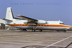 SchreinerAW_F-27_PH-SFA_19870403_HAJ (Dirk Grothe | Aviation Photography) Tags: schreiner airways f27 phsfa haj