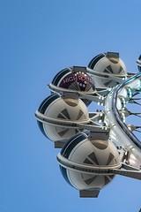High Roller_02_CK'd_DxO (brucekester@sbcglobal.net) Tags: lasvegas linq highroller bluehour ferriswheel lasvegasstrip