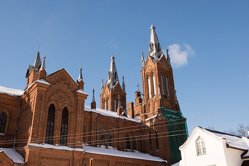 Immaculate Conception Church, Smolensk ©  Andrey
