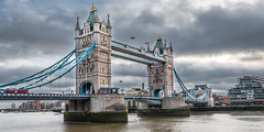 Tower Bridge (stephanrudolph) Tags: landmark bridge d750 nikon handheld london england europe europa uk gb architecture architektur 2470mm 2470mmf28g 2470mmf28 water