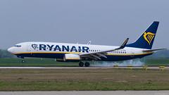EI-FOL / Boeing B-737.8AS / Ryanair (PBe1958) Tags: transportation lietadlo aircraft airplane aero aeroplane airliner jetliner boeing b738 b7378as ryr ranair bts bratislavaivankamrštefánik