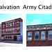 Toronto Ontario - Canada - Salvation Army Citadel - Vintage Building