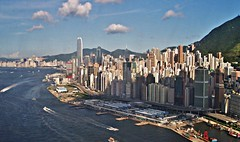 View of Sheung Wan, Hong Kong (Snuffy) Tags: sheungwan hongkong victoriaharbour