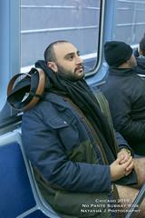 No Pants Subway Ride in Chicago, January 13, 2019 (Natasha J Photography) Tags: nopantssubwayrideinchicago january13 2019 cta redline