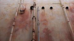 20190401_P1050157 (NAMARA EXPRESS) Tags: street city urban house wall pipe tube 16x9 spring daytime cloudy outdoor color umeda osaka japan panasonic lumix dmcgm1 gm1 20mm f17 asph namaraexp