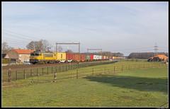 Bentheimer Eisenbahn E01, Hattemerbroek (J. Bakker) Tags: bentheimer eisenbahn e01 1835 1800 50148 coevorden shuttle hattemerbroek nederland