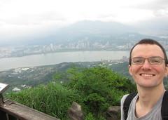 IMG_5932 (kenner116) Tags: 台灣 taiwan 新北 newtaipei 觀音山 guanyinshan guanyinmountain 硬漢嶺 淡水河 danshuiriver tamsuiriver