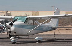 N1765F Cessna 172H (corkspotter / Paul Daly) Tags: n1765f cessna 172h c172 17255160 l1p a13284 private 1966 20050520 kapv apv apple valley airport ca