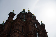 Uspenski Cathedral (Nicolas_PB_Kyejo) Tags: uspenski cathedral russian orthodox finland helsinki building