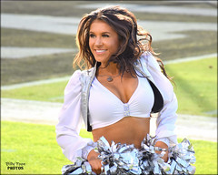 2018 Oakland Raiderette Kristina (billypoonphotos) Tags: portrait stadium 2018 grass sign sport 18140 18140mm billypoonphotos dancers coliseum people team squad pretty photographer photography picture photo black silver billypoon lens mm nikkor d5500 nikon dancer dance cheerleading cheerleaders females fabulous football nfl raidernation nation raider raiderettes raiderette raiders oakland raiderville woman girl female lady kristina