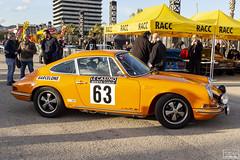 Monte-Carlo Historique 014 (Escursso) Tags: 1970 2019 22e 911t22 barcelona barcelone catalonia catalunya cotxes fia historique montecarlo cars classic historic motorsport racing rally rallye spain 63 porsche