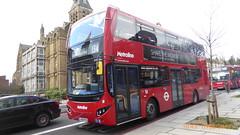 P1140885 VMH2540 LF68 PXS at Archway Station Archway Road Archway London (LJ61 GXN (was LK60 HPJ)) Tags: metroline volvob5lhybrid mcvevoseti mcv evoseti 105m 10490mm vmh2540 lf68pxs nb918