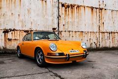 Porsche 911 (Supercar Stalker) Tags: porsche 911 1970 porsche911 porscheartdaily sundayscramble bicester heritage bicesterheritage classic vintage class supercar supercarstalker orange rust rusty