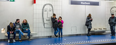 Metro Maelbeek (saigneurdeguerre) Tags: antonio ponte saigneurdeguerre canon eos 5d mark 3 iii europe europa belgique belgië belgien belgium belgica bruxelles brussel brüssel brussels bruxelas stib mivb metro maelbeek