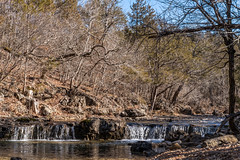 Long Creek (Gary Allman) Tags: water fujifilmxe3 backpacking creek gsa longcreek backpackingjanuary262019 herculesgladeswilderness