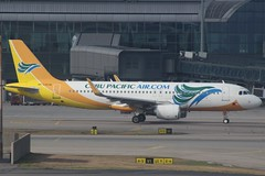 Cebu Pacific (So Cal Metro) Tags: airline airliner airplane aircraft plane jet aviation airport hongkong hkg rpc3278 cebupacific airbus a320