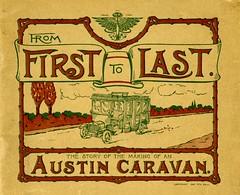 Austin Caravan - From First To Last (British Motor Industry Heritage Trust Archive) Tags: bmiht britishmotormuseum british history socialhistory archive salespress austin austinmotorcompany vintage