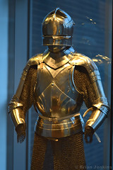 Suit of Armour (Bri_J) Tags: royalarmouries leeds westyorkshire uk museum militarymuseum yorkshire nikon d7500 suitofarmour armour dusk
