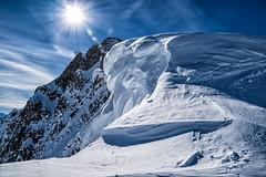 Schneewächte am Großstein (stefangruber82) Tags: alpen alps winter tirol tyrol snowcornice berge mountains snow schnee sonne sun