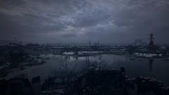 Grim Winter   Metro Exodus (Razed-) Tags: grim winter landscape clouds metro exodus 4a games pc gaming