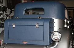 1931 Duesenberg J-495 Beverly Berline Trunk (ksblack99) Tags: duesenberg 1931 j495 beverly berline automobile classiccar gilmorecarmuseum hickorycorners michigan trunk