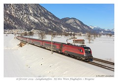 RailJet - Langkampfen (CC72080) Tags: railjet taurus langkampfen rh1116 personenzug zug train locomotive öbb
