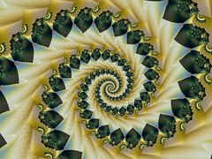 Superficial Spiral of Life (bloorose-thanks 4 all the faves!!) Tags: ultrafractal uf fractal spiral digital art abstract