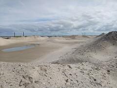 Marker Wadden duinen zeilschip Bounty @Oxalex  groot