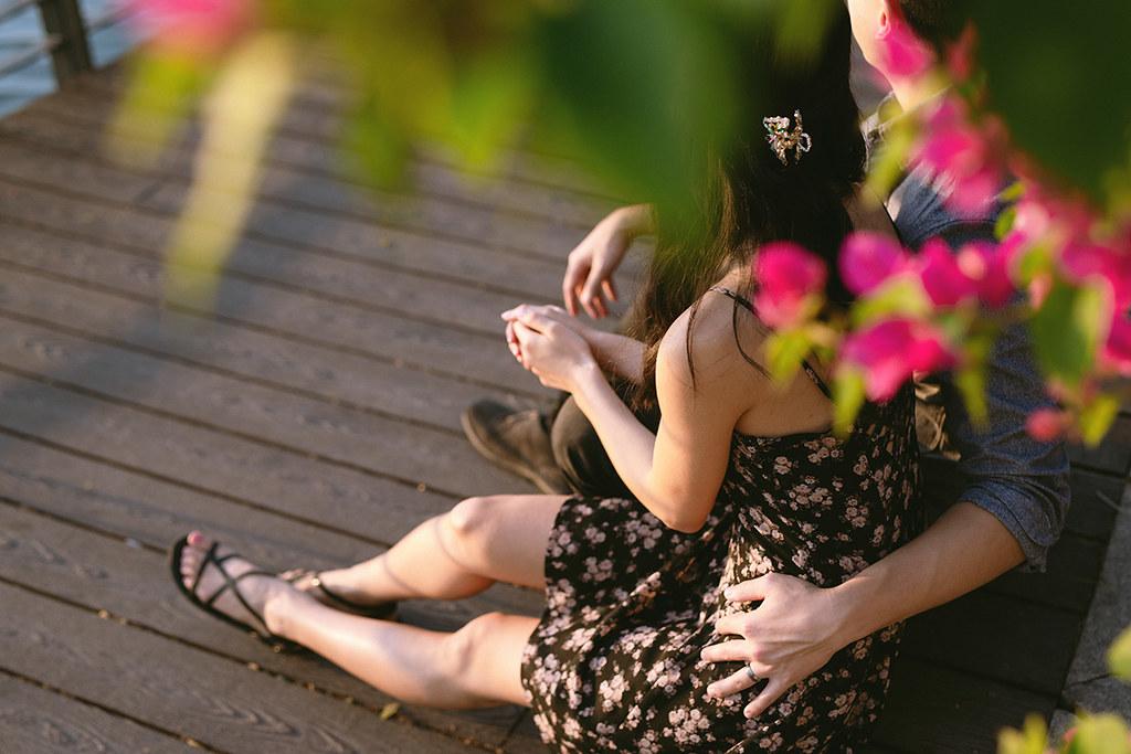 自助婚紗,便服婚紗,婚紗,情侶寫真,女攝影師,自然風格婚紗,底片風格,雙子小姐