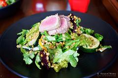20190304-01-Lamb backstrap with pesto amd beetroot salad at Ginger Brown in Hobart (Roger T Wong) Tags: 2019 australia gingerbrown hobart metabones rogertwong sigma50macro sigma50mmf28exdgmacro smartadapter sonya7iii sonyalpha7iii sonyilce7m3 tasmania backstrap cafe food lamb lunch