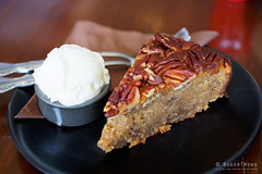 20190304-08-Pecan and apple cake at Ginger Brown in Hobart (Roger T Wong) Tags: 2019 australia gingerbrown hobart metabones rogertwong sigma50macro sigma50mmf28exdgmacro smartadapter sonya7iii sonyalpha7iii sonyilce7m3 tasmania apple cafe cake food lunch pecan